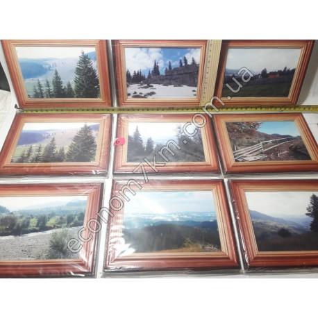 S454 Картины деревянные