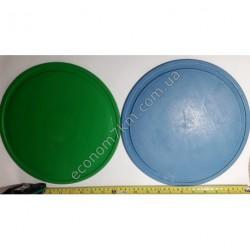 S27 Доска разделочная круг. пластиковая польша.