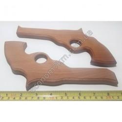 S487 Пистолет дерево
