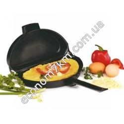 S3879 Двойная сковорода для омлета