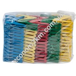 S166 Набор прищепок.120шт. в упаковке.(цена за упоковку)
