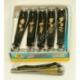 S608 кусачки для ногтей .12 шт.в упаковке(цена за упаковку)