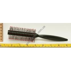 S731 Массажная расчёска для волос (кр. черная)