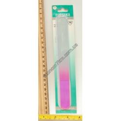 S786 Пилочка для ногтей стекло б.