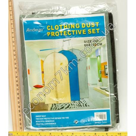 S815 Чехол для одежды тряпчатый (60 х 137 см)