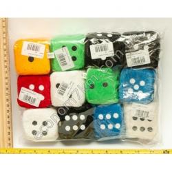 S837 Кубики мягкие (12 шт. в уп.) (цена за упаковку)