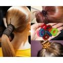 Резинки, заколки для волос